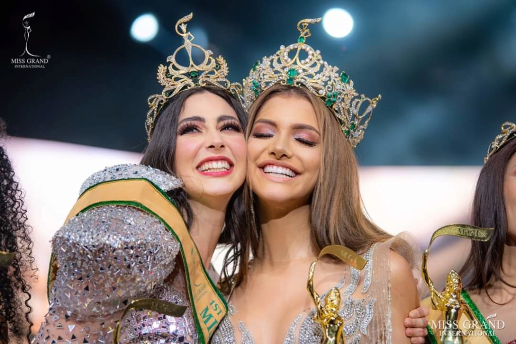 Official Thread of MISS GRAND INTERNATIONAL 2019 - Lourdes Valentina Figuera - VENEZUELA Fb_11854