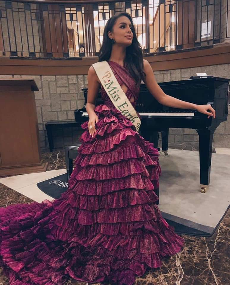 Official Thread of MISS EARTH 2019: Nellys Pimentel from PUERTO RICO Fb_11870