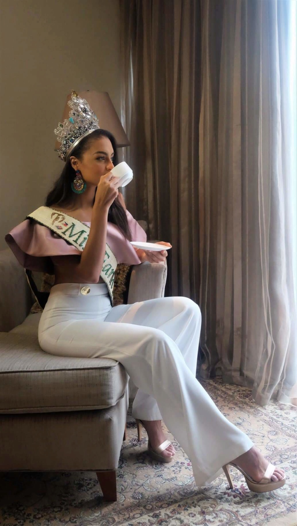 Official Thread of MISS EARTH 2019: Nellys Pimentel from PUERTO RICO Fb_12070
