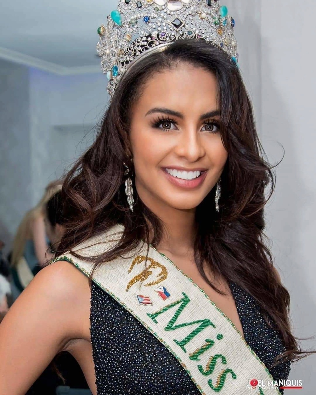 Official Thread of MISS EARTH 2019: Nellys Pimentel from PUERTO RICO Fb_12072
