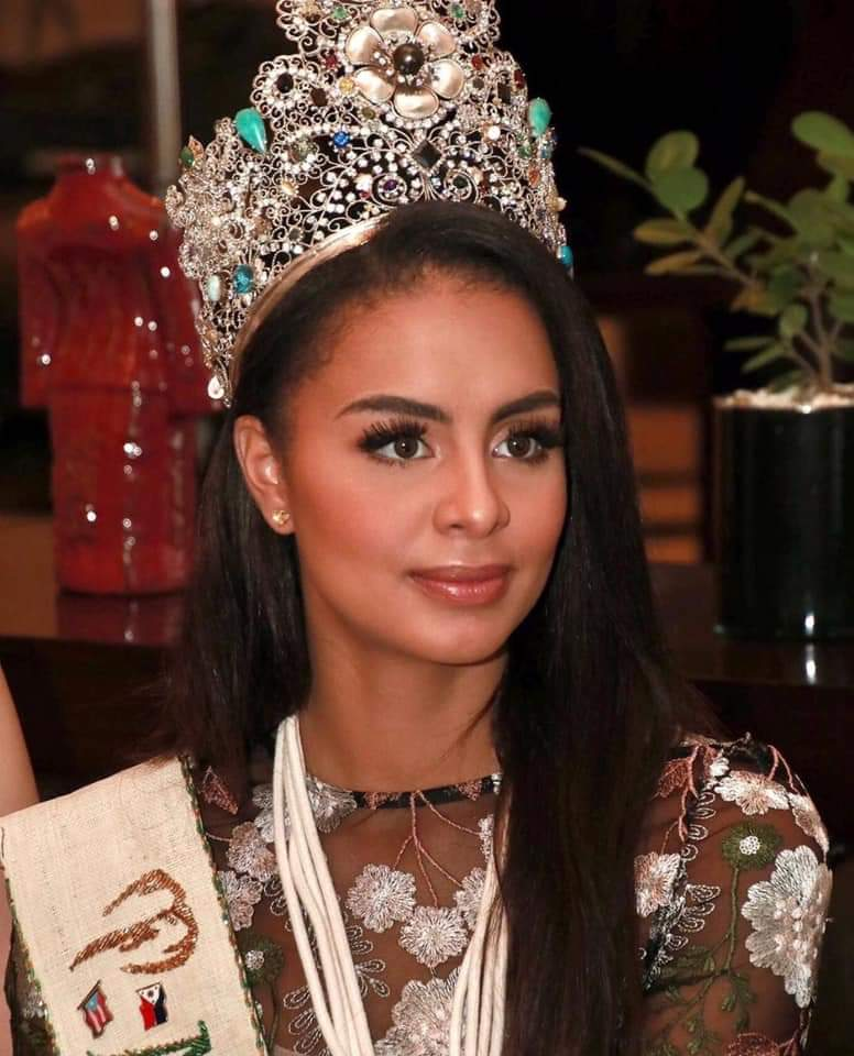 Official Thread of MISS EARTH 2019: Nellys Pimentel from PUERTO RICO - Page 2 Fb_12076