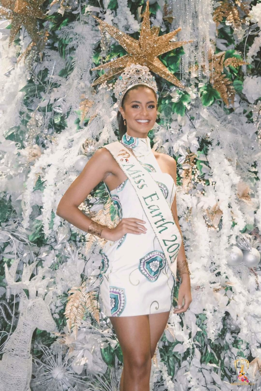 Official Thread of MISS EARTH 2019: Nellys Pimentel from PUERTO RICO - Page 2 Fb_12309