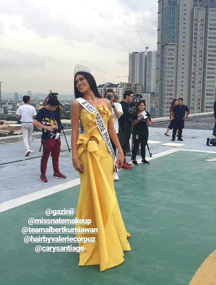 MISS UNIVERSE PHILIPPINES 2019: Gazini Ganados  - Page 6 Fb_12314