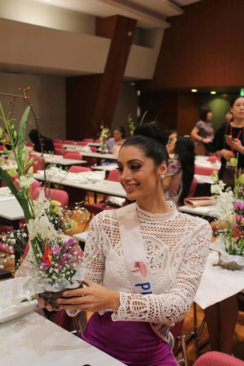 ***Road to Miss International 2019- OFFICIAL COVERAGE  (12 November)*** - Official photos p.11 - Page 13 Fb_12525