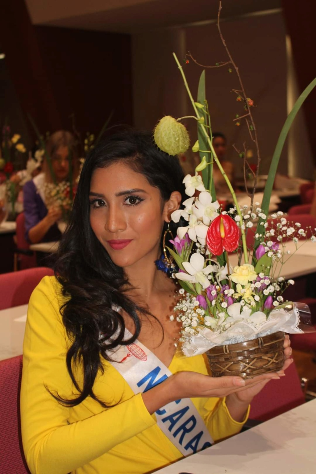 ***Road to Miss International 2019- OFFICIAL COVERAGE  (12 November)*** - Official photos p.11 - Page 13 Fb_12526