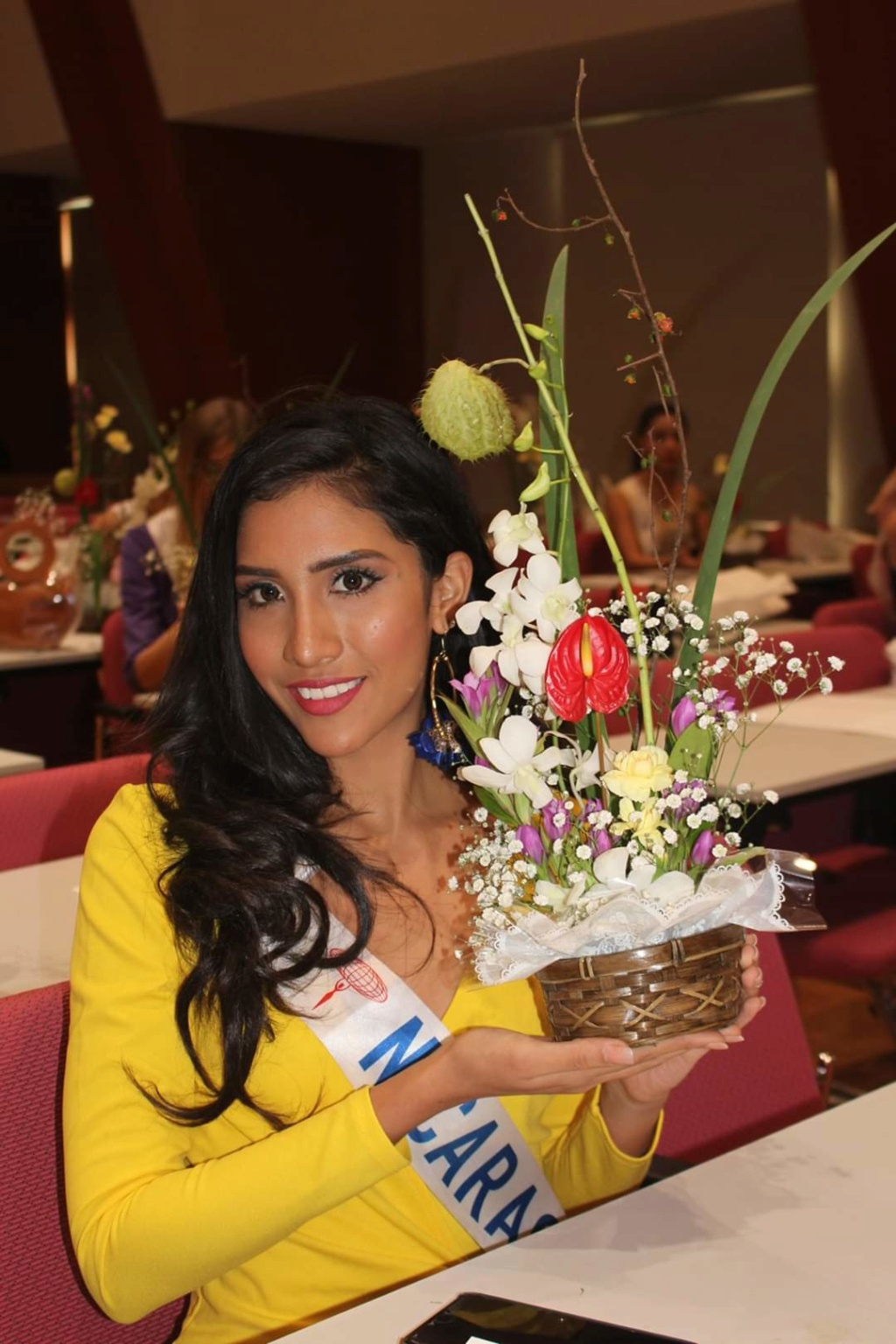 ***Road to Miss International 2019- OFFICIAL COVERAGE  (12 November)*** - Official photos p.11 - Page 13 Fb_12527