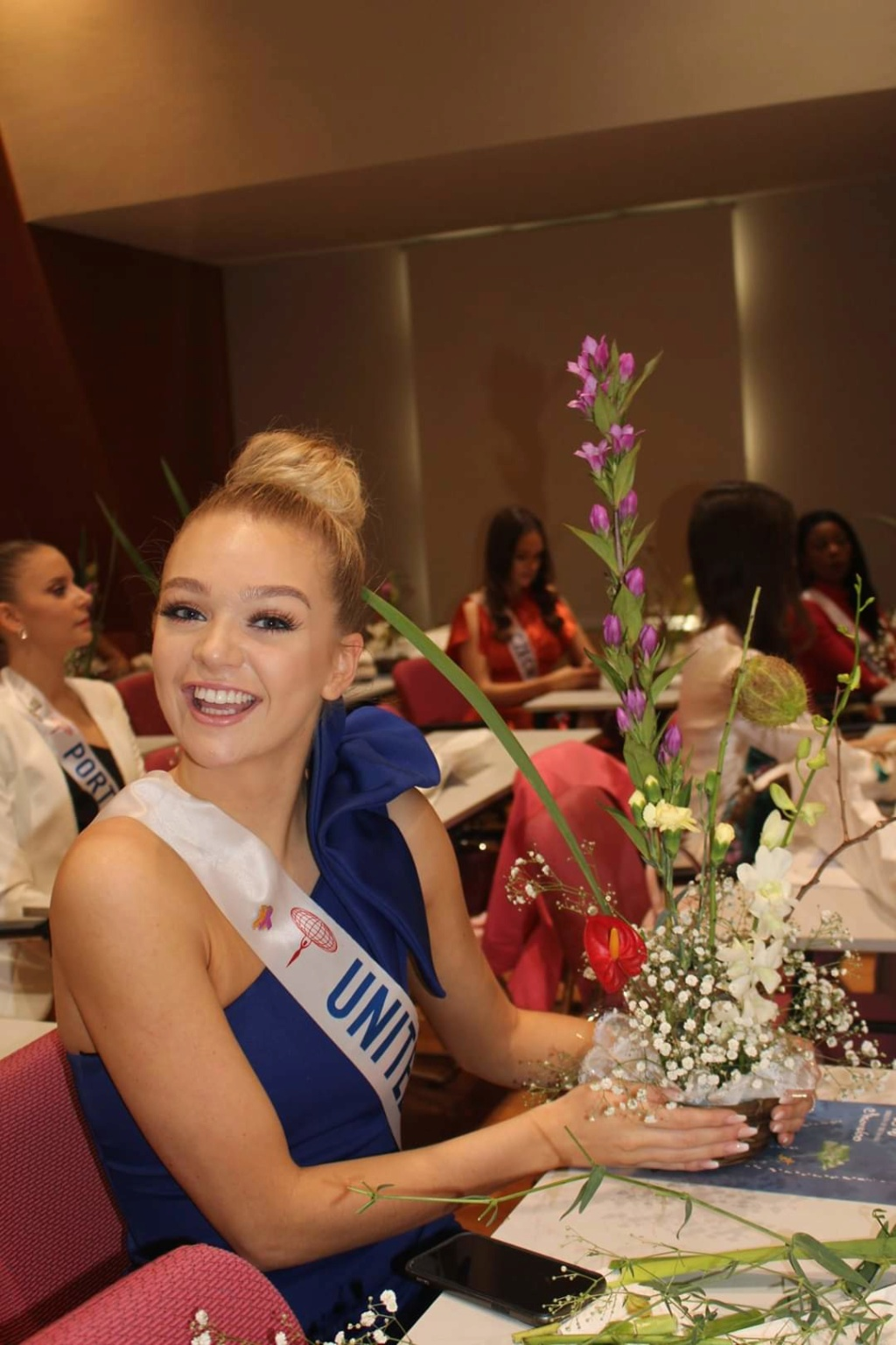 ***Road to Miss International 2019- OFFICIAL COVERAGE  (12 November)*** - Official photos p.11 - Page 13 Fb_12528