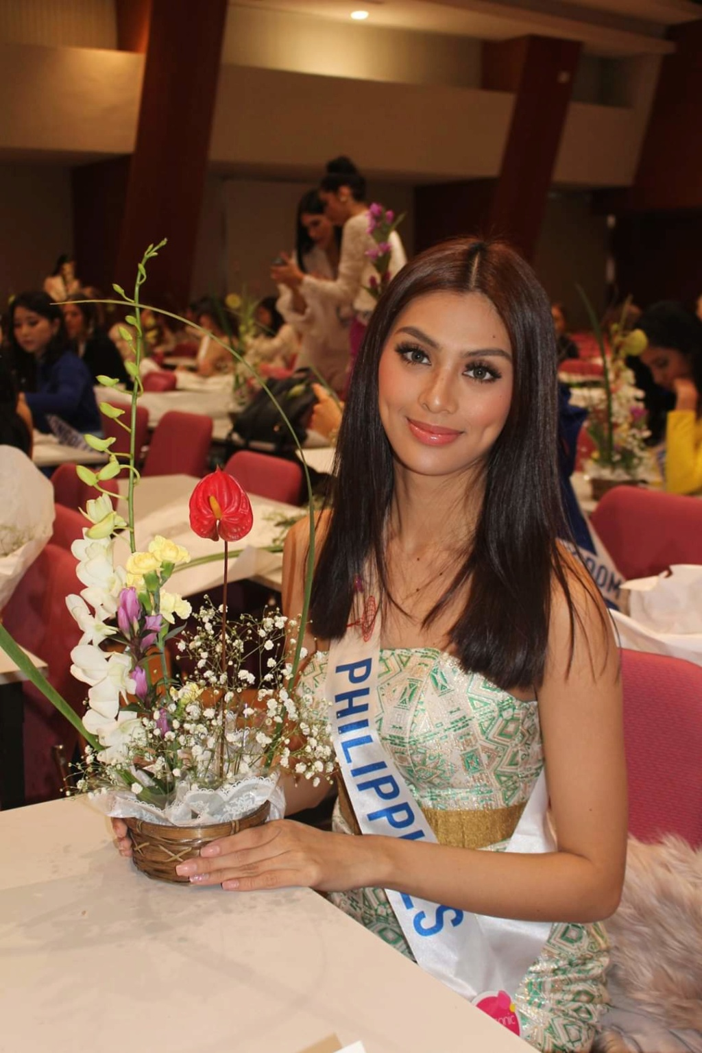 ***Road to Miss International 2019- OFFICIAL COVERAGE  (12 November)*** - Official photos p.11 - Page 14 Fb_12536