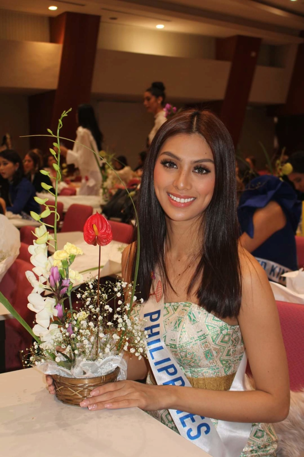 ***Road to Miss International 2019- OFFICIAL COVERAGE  (12 November)*** - Official photos p.11 - Page 14 Fb_12537