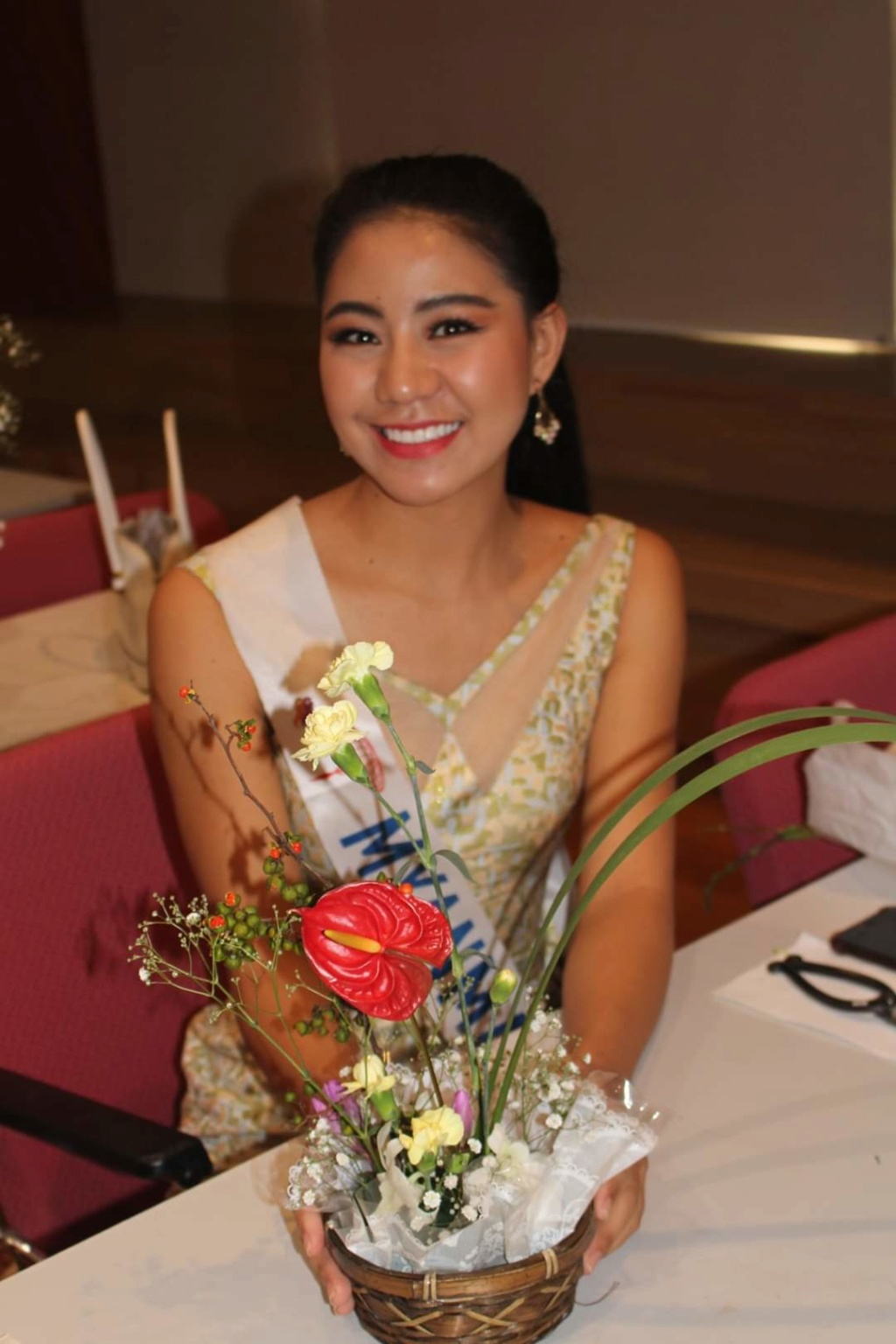 ***Road to Miss International 2019- OFFICIAL COVERAGE  (12 November)*** - Official photos p.11 - Page 14 Fb_12538