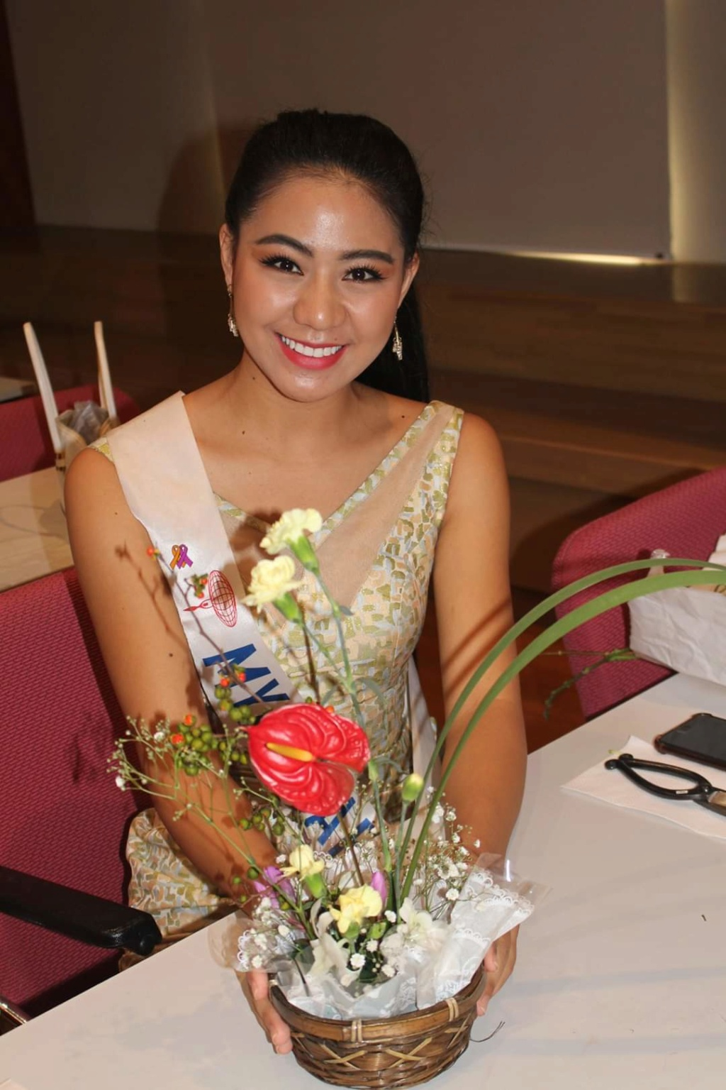 ***Road to Miss International 2019- OFFICIAL COVERAGE  (12 November)*** - Official photos p.11 - Page 14 Fb_12539
