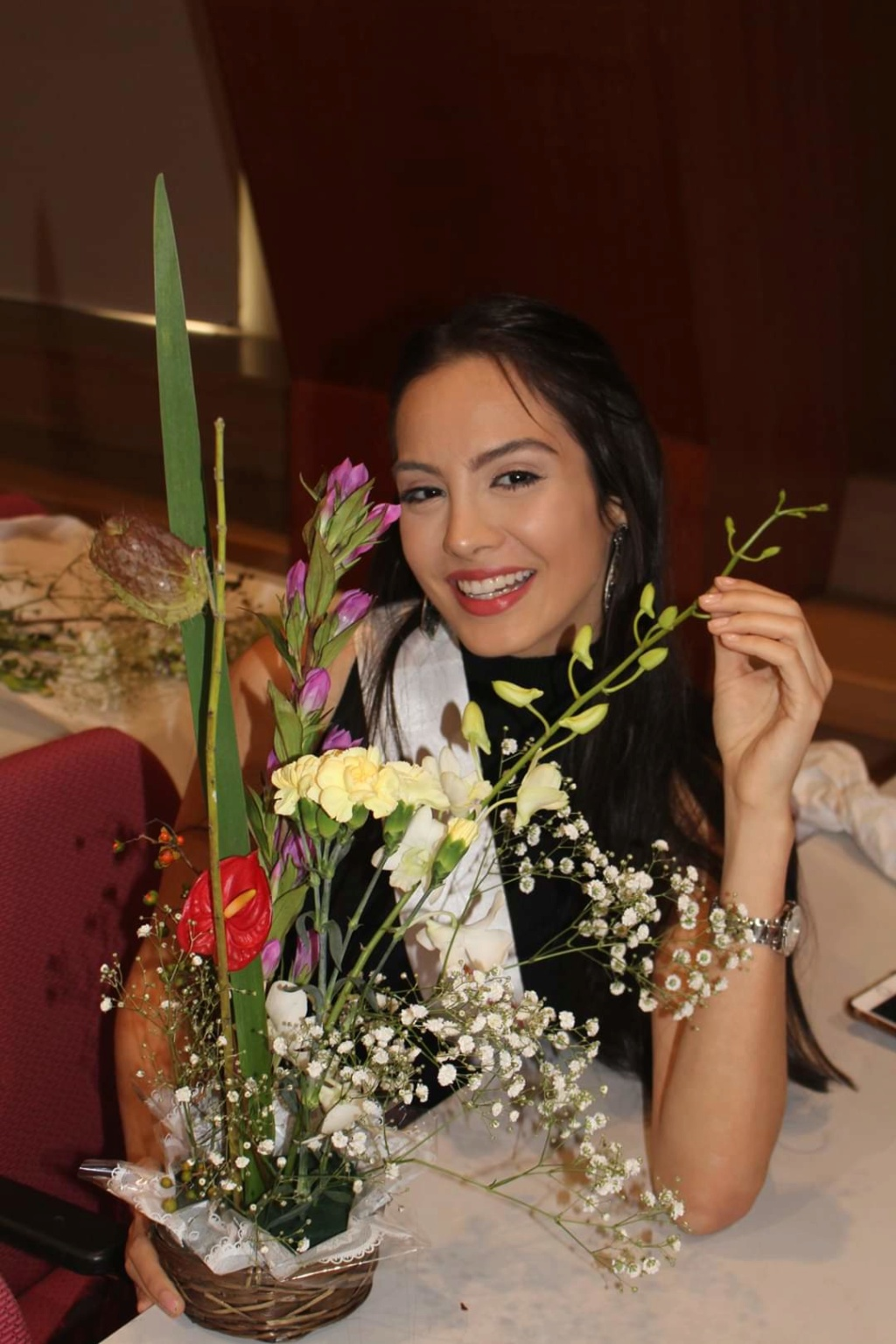 ***Road to Miss International 2019- OFFICIAL COVERAGE  (12 November)*** - Official photos p.11 - Page 14 Fb_12541