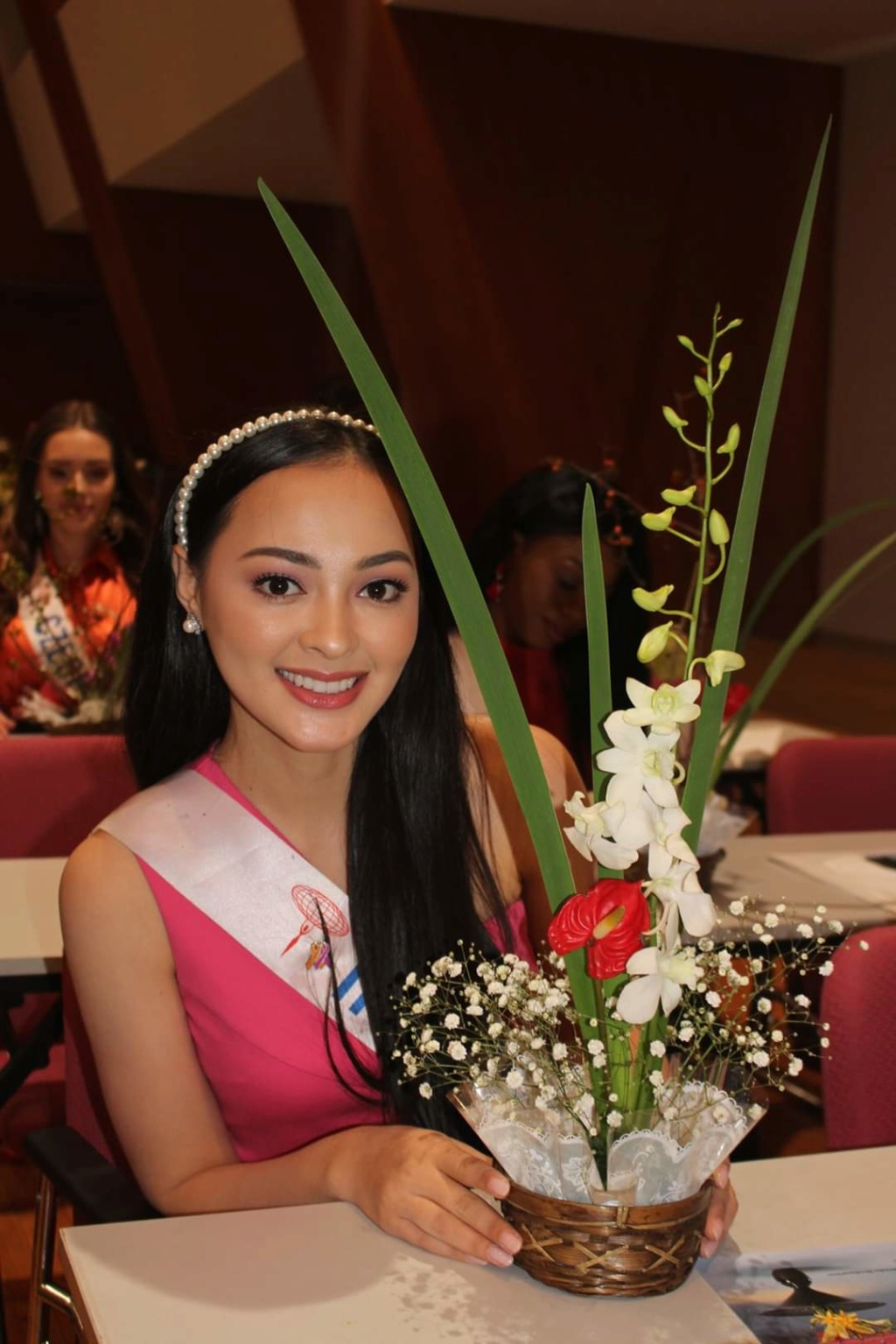 ***Road to Miss International 2019- OFFICIAL COVERAGE  (12 November)*** - Official photos p.11 - Page 14 Fb_12549