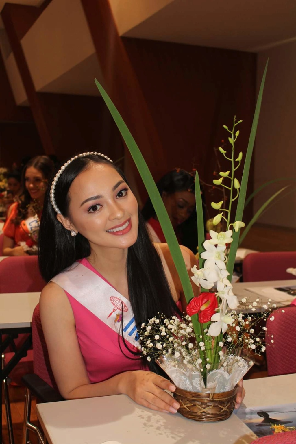 ***Road to Miss International 2019- OFFICIAL COVERAGE  (12 November)*** - Official photos p.11 - Page 14 Fb_12550