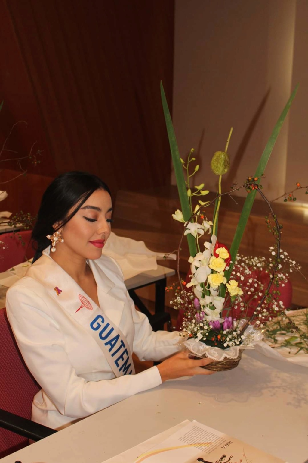 ***Road to Miss International 2019- OFFICIAL COVERAGE  (12 November)*** - Official photos p.11 - Page 14 Fb_12552