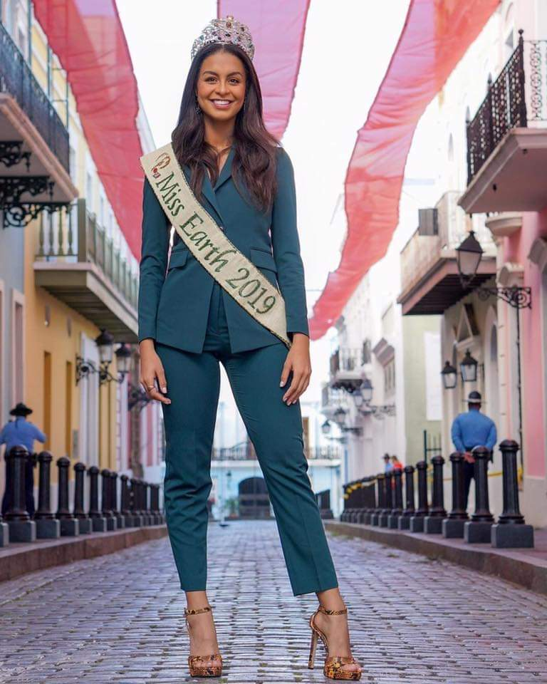 Official Thread of MISS EARTH 2019: Nellys Pimentel from PUERTO RICO - Page 2 Fb_12628