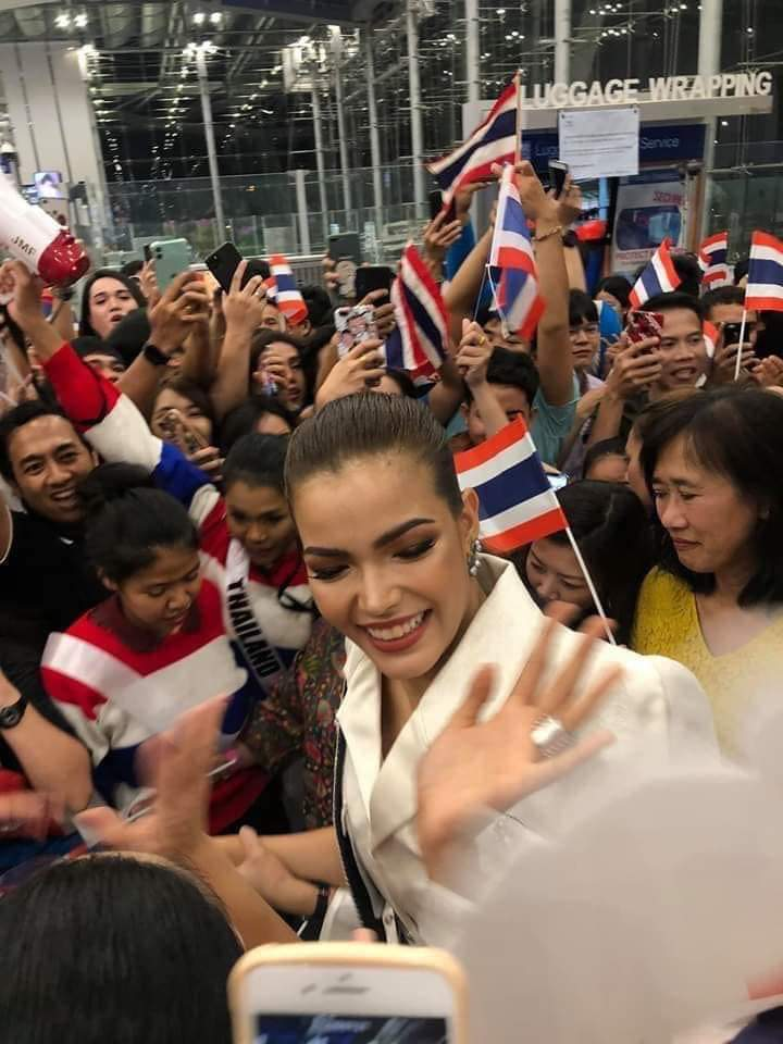 MISS UNIVERSE 2019 - OFFICIAL COVERAGE  Fb_12643