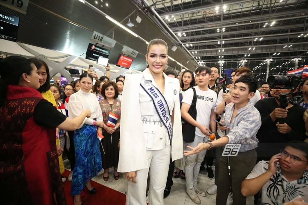MISS UNIVERSE 2019 - OFFICIAL COVERAGE  Fb_12856