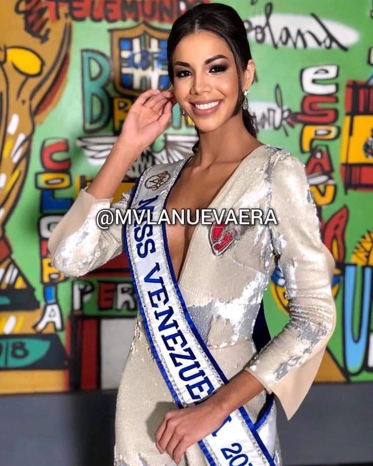 Thalía Olvino (VENEZUELA 2019) - Page 2 Fb_12874