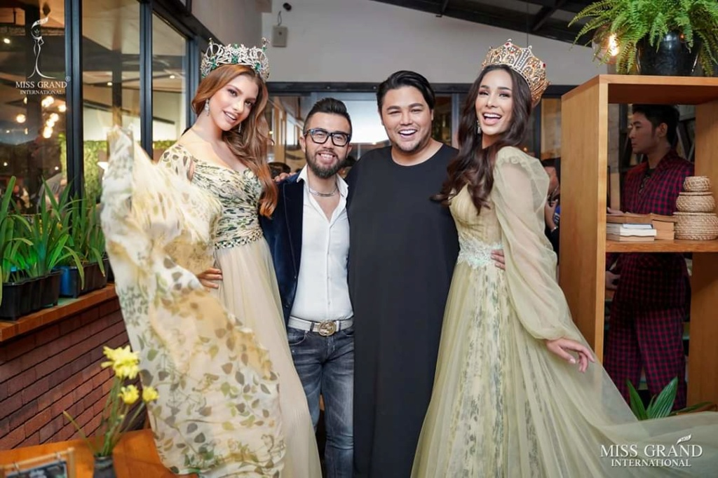 Official Thread of MISS GRAND INTERNATIONAL 2019 - Lourdes Valentina Figuera - VENEZUELA - Page 2 Fb_12929