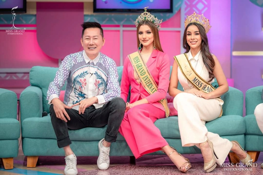 Official Thread of MISS GRAND INTERNATIONAL 2019 - Lourdes Valentina Figuera - VENEZUELA - Page 2 Fb_12936