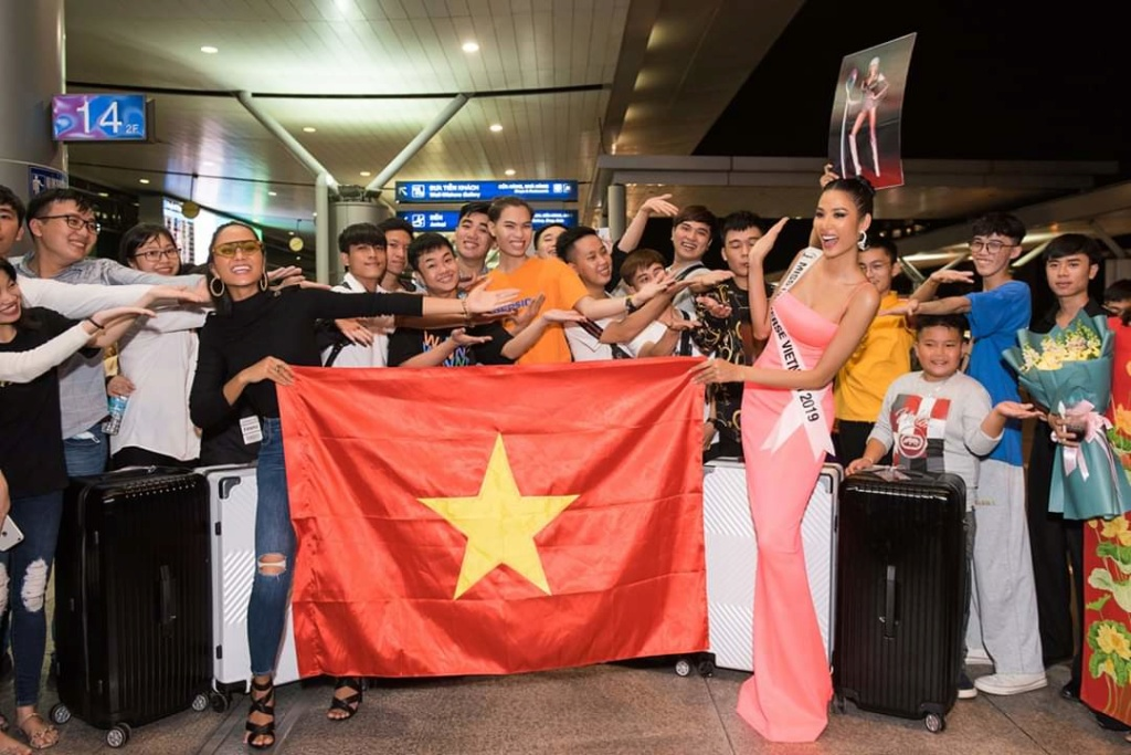 MISS UNIVERSE 2019 - OFFICIAL COVERAGE  Fb_13071