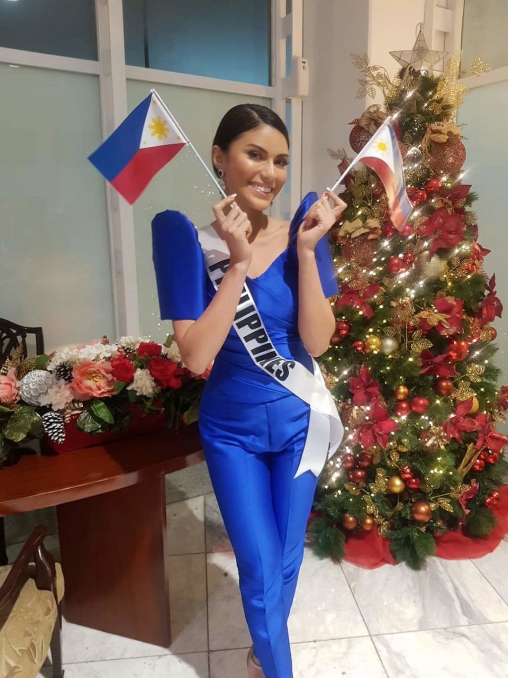 MISS UNIVERSE 2019 - OFFICIAL COVERAGE  Fb_13100