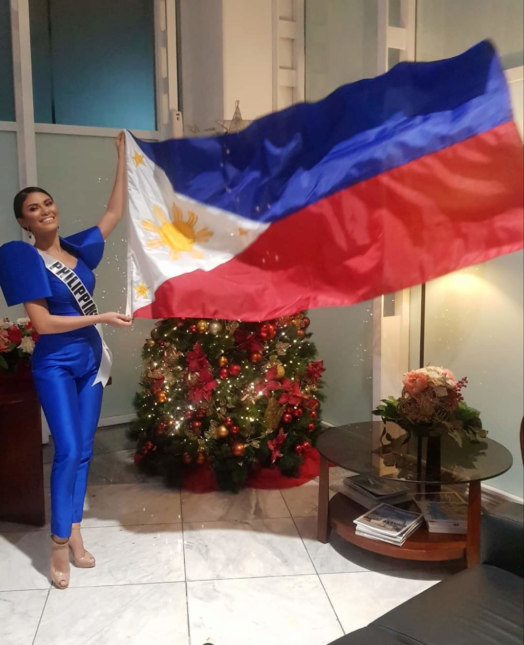 MISS UNIVERSE 2019 - OFFICIAL COVERAGE  Fb_13101