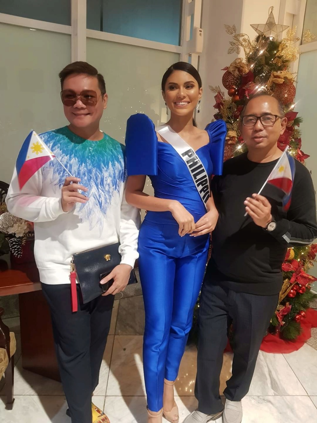 MISS UNIVERSE 2019 - OFFICIAL COVERAGE  Fb_13102