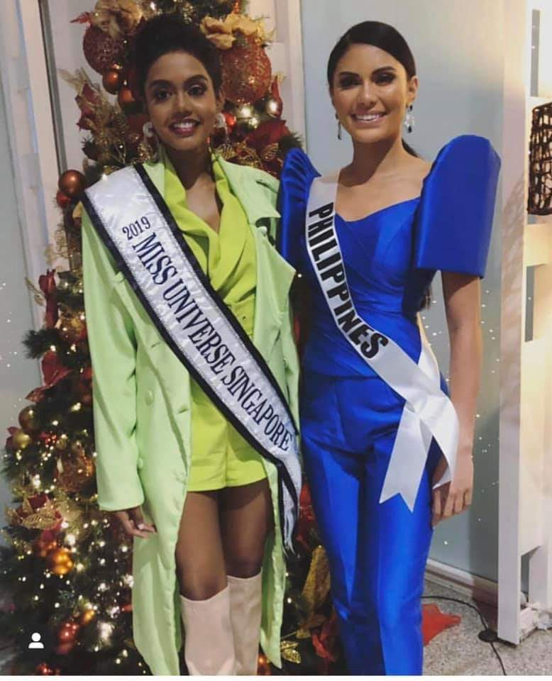 MISS UNIVERSE 2019 - OFFICIAL COVERAGE  Fb_13103