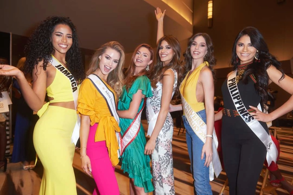 MISS UNIVERSE 2019 - OFFICIAL COVERAGE  - Page 6 Fb_13594