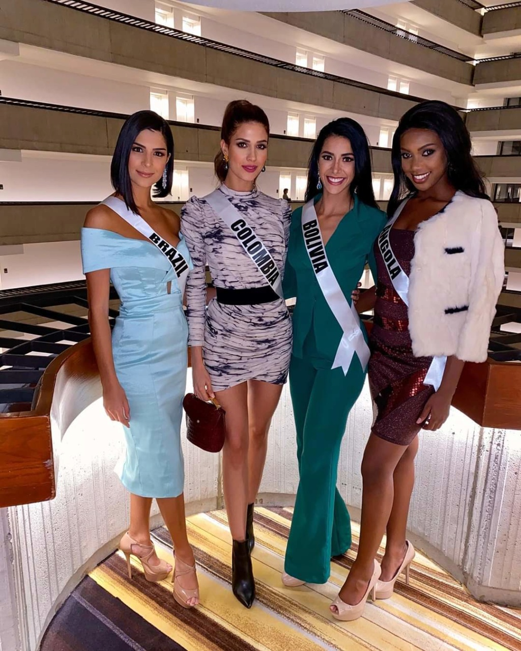 MISS UNIVERSE 2019 - OFFICIAL COVERAGE  - Page 6 Fb_13612