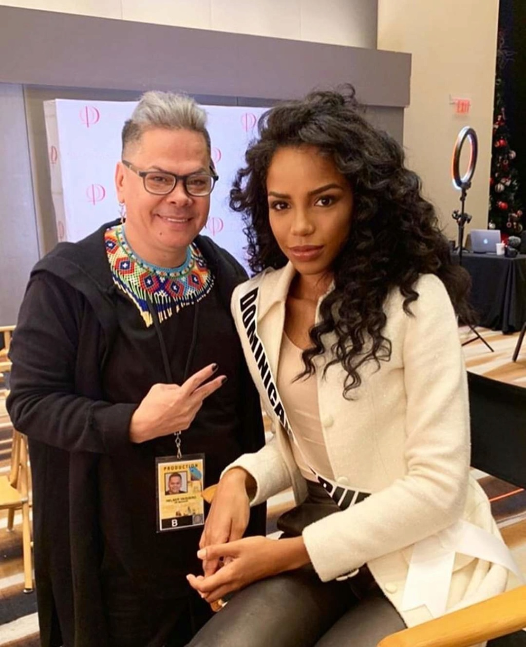MISS UNIVERSE 2019 - OFFICIAL COVERAGE  - Page 6 Fb_13628