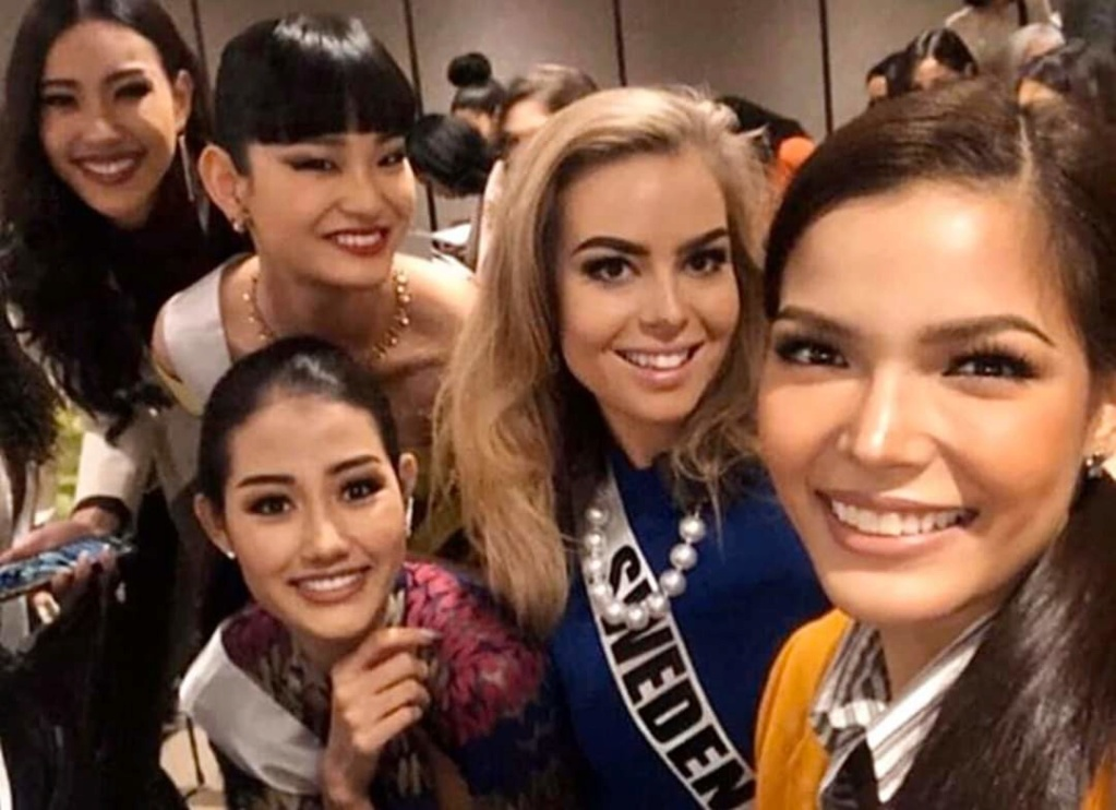 MISS UNIVERSE 2019 - OFFICIAL COVERAGE  - Page 8 Fb_13686