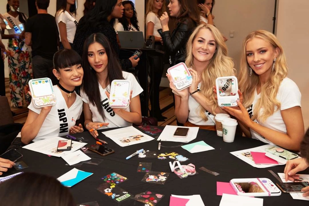 MISS UNIVERSE 2019 - OFFICIAL COVERAGE  - Page 9 Fb_13747
