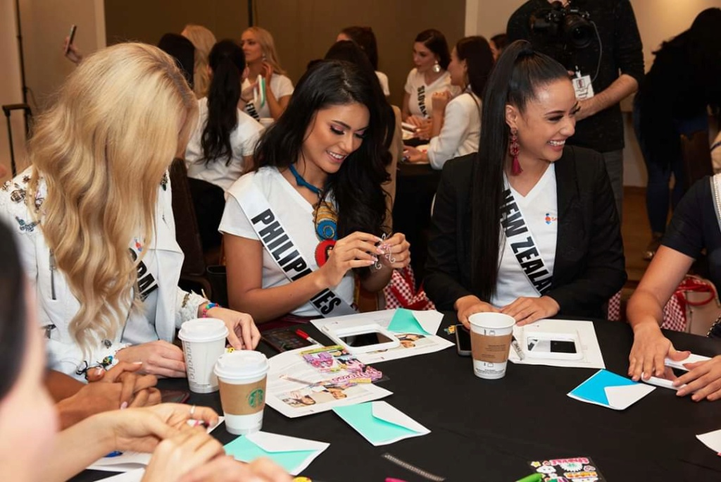 MISS UNIVERSE 2019 - OFFICIAL COVERAGE  - Page 9 Fb_13769
