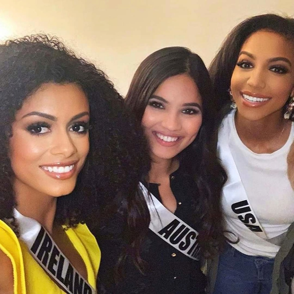 MISS UNIVERSE 2019 - OFFICIAL COVERAGE  - Page 9 Fb_13848