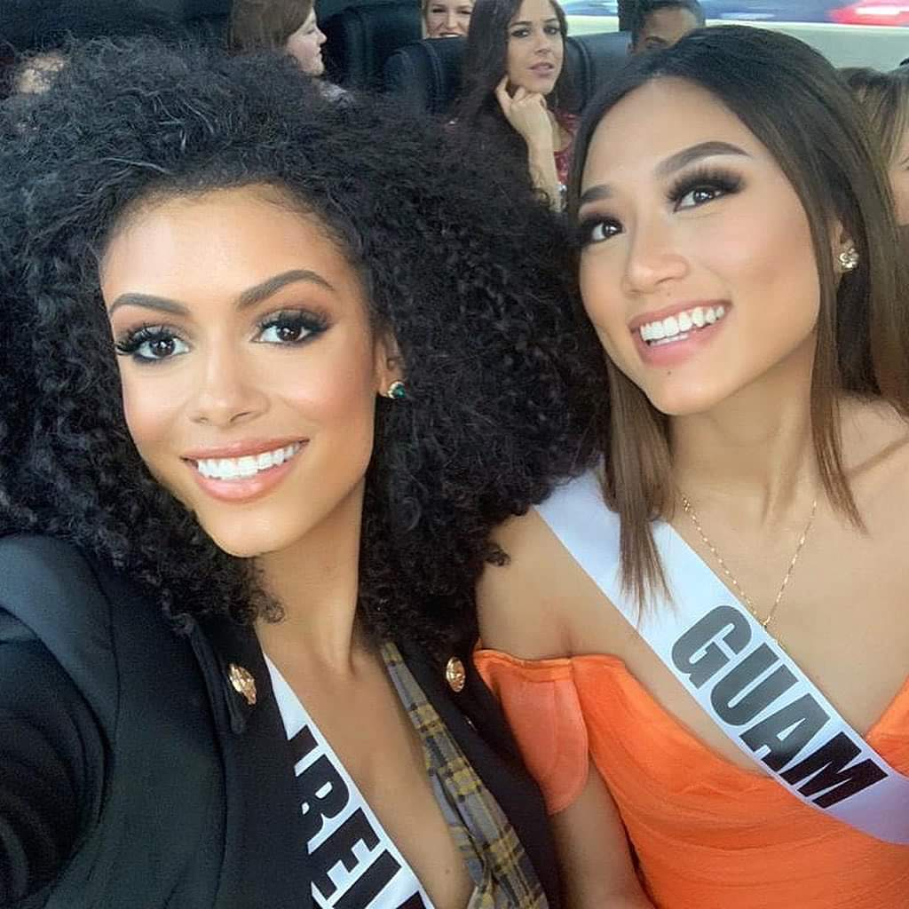 MISS UNIVERSE 2019 - OFFICIAL COVERAGE  - Page 9 Fb_13854