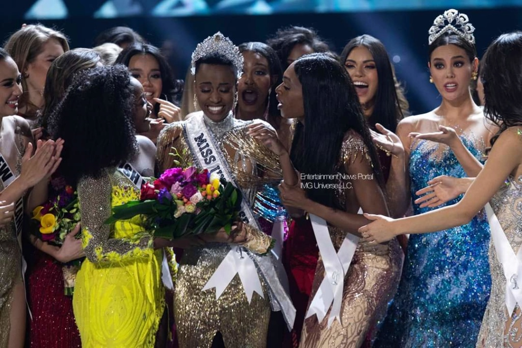 The Official Thread Of Miss Universe 2019 : Zozibini Tunzi of South Africa Fb_14367