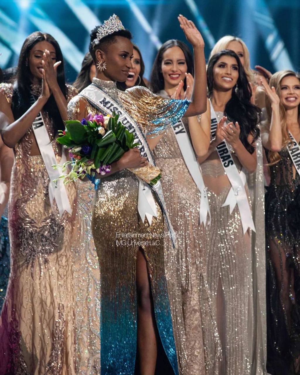 The Official Thread Of Miss Universe 2019 : Zozibini Tunzi of South Africa Fb_14409