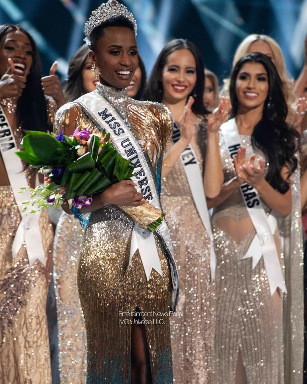 The Official Thread Of Miss Universe 2019 : Zozibini Tunzi of South Africa Fb_14412