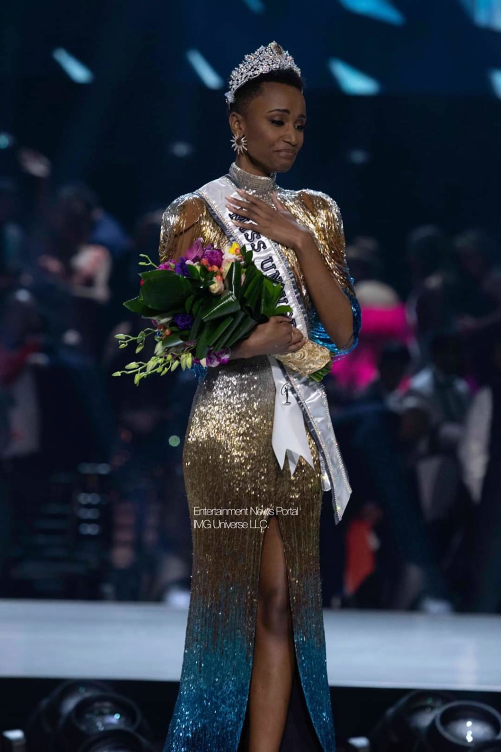 The Official Thread Of Miss Universe 2019 : Zozibini Tunzi of South Africa Fb_14416