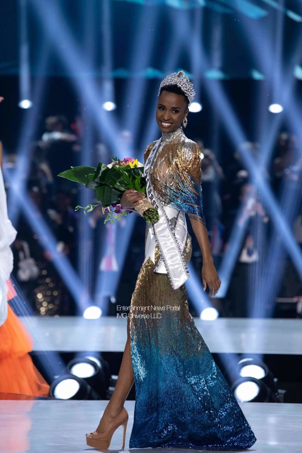 The Official Thread Of Miss Universe 2019 : Zozibini Tunzi of South Africa Fb_14417