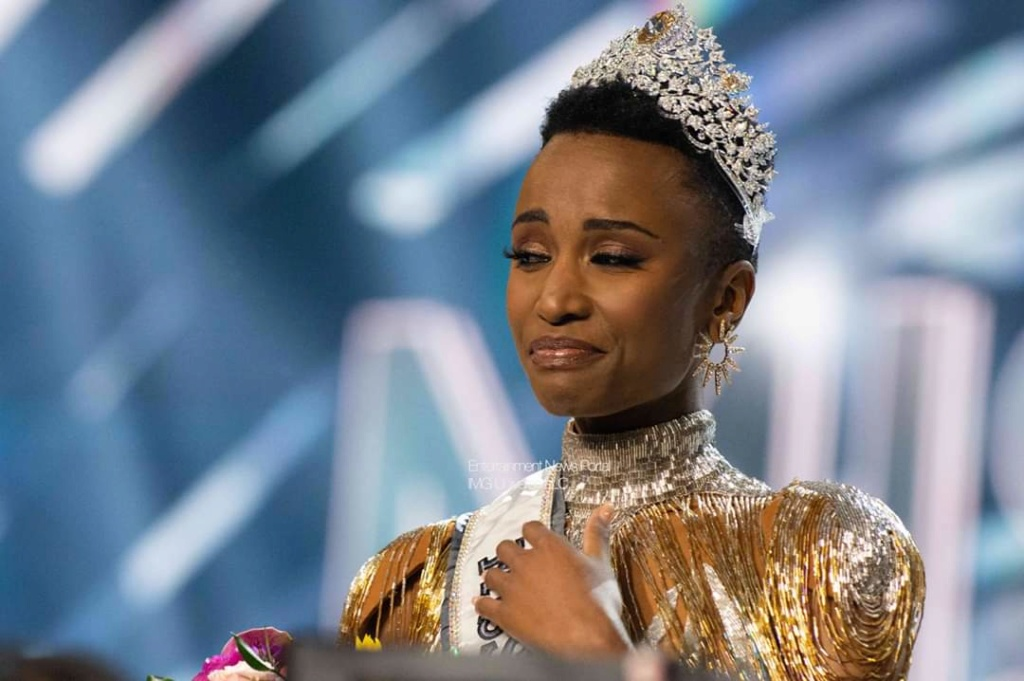 The Official Thread Of Miss Universe 2019 : Zozibini Tunzi of South Africa Fb_14418