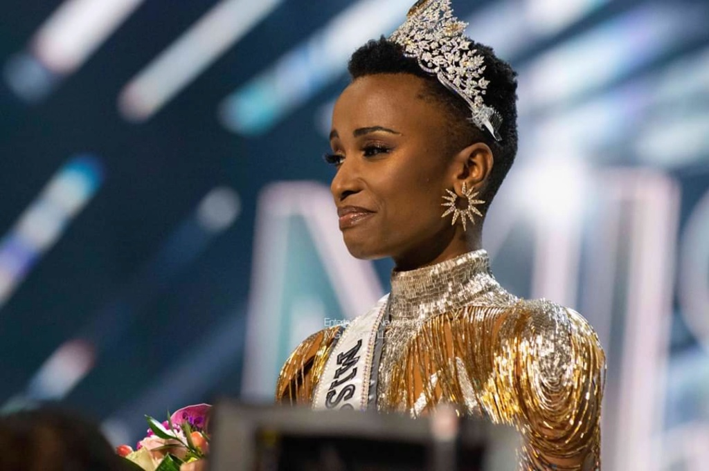 The Official Thread Of Miss Universe 2019 : Zozibini Tunzi of South Africa Fb_14419