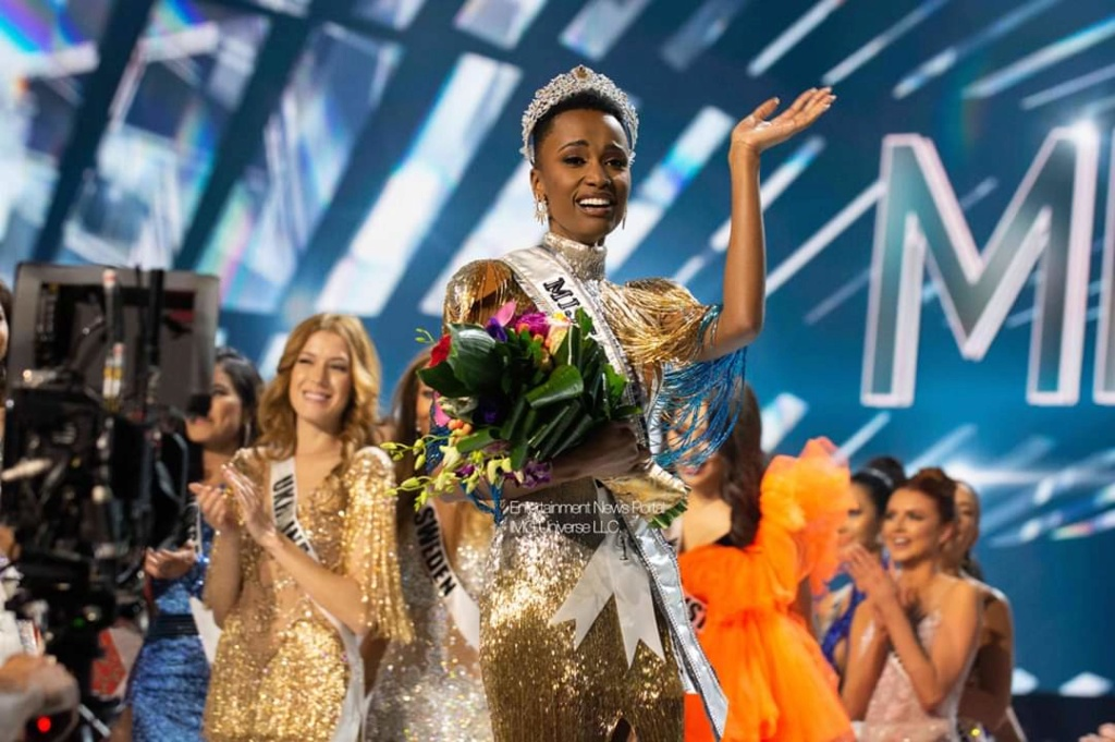 The Official Thread Of Miss Universe 2019 : Zozibini Tunzi of South Africa Fb_14420