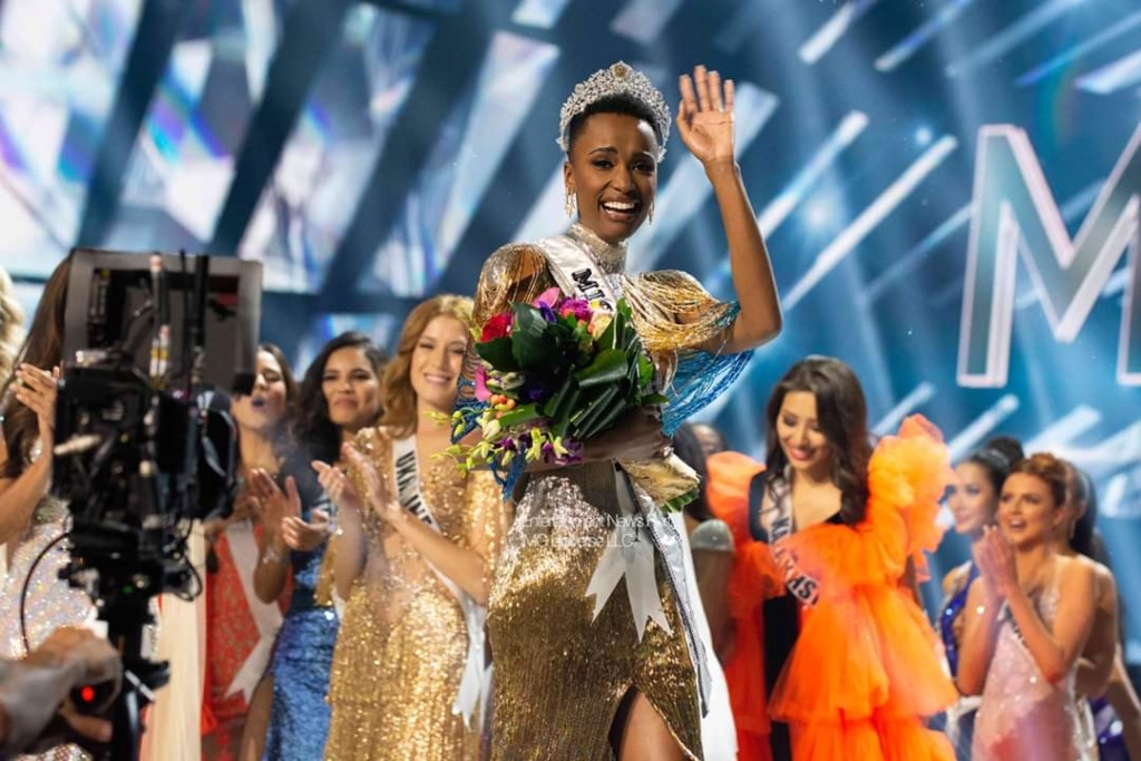 The Official Thread Of Miss Universe 2019 : Zozibini Tunzi of South Africa Fb_14422