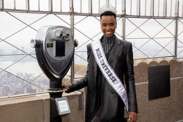 The Official Thread Of Miss Universe 2019 : Zozibini Tunzi of South Africa - Page 2 Fb_14452