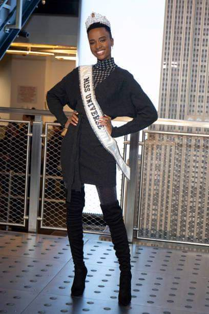 The Official Thread Of Miss Universe 2019 : Zozibini Tunzi of South Africa - Page 2 Fb_14454