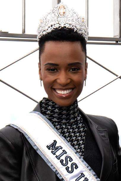 The Official Thread Of Miss Universe 2019 : Zozibini Tunzi of South Africa - Page 2 Fb_14455